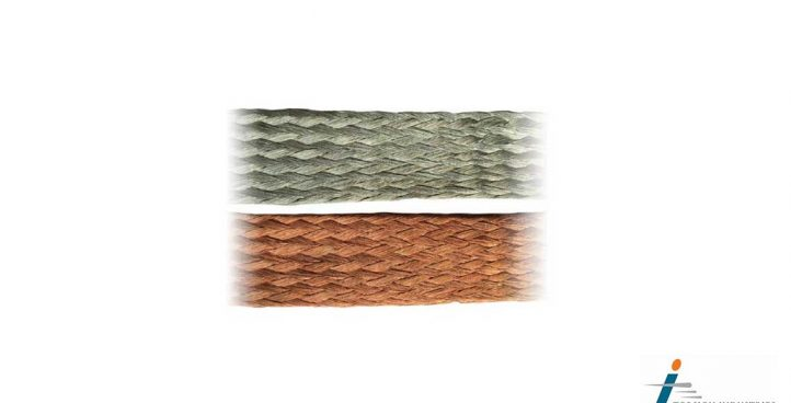 Copper Braided Tape | Earthing Tapes